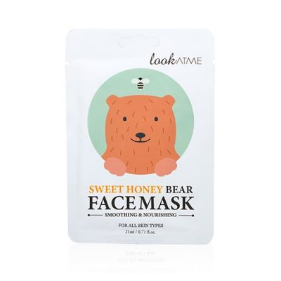 [Buy 2 get 1 free] Sweet Honey Bear Face Mask