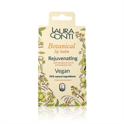Botanical Lip Balm - Rejuvenating