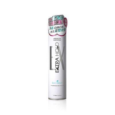 堅果油護髮定型噴霧