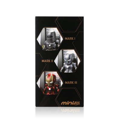 BE06227 (MEA-015)IRON MAN 3 /IRON MAN MARK 2 WITH HALL OF ARMOR
