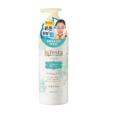 Bifesta Foaming Whip (Sebum)