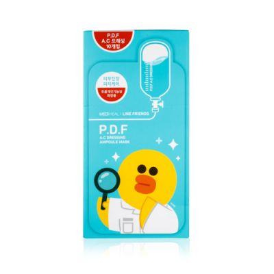 Line Friend P.D.F.A.C. Dressing Ampoule Mask