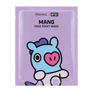 MEDIHEAL × BT21 MANG FACE POINT MASK