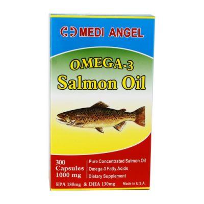 奧米加3三文魚油丸