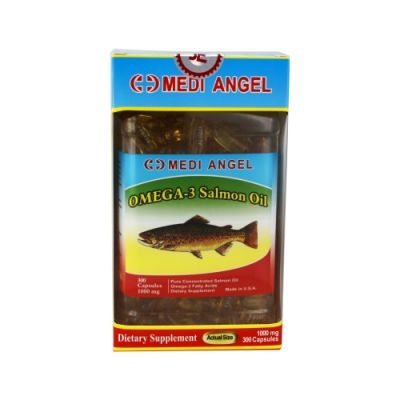 (3pcs)Omega-3 Salmon Oil