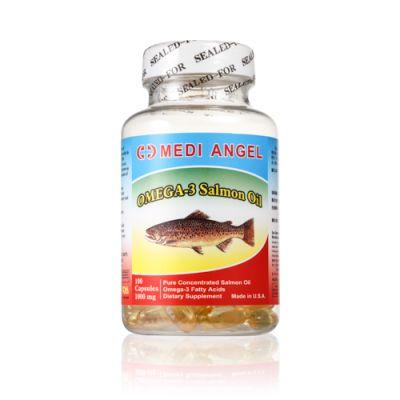 (3PCS)Omega-3 Salmon Oil