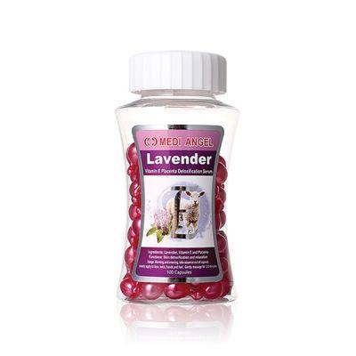 Lavender Vitamin E Placenta Detoxificarion Serum