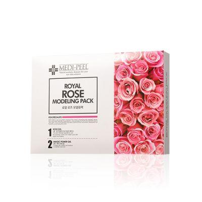 [3件优惠] 奢华玫瑰啫喱软膜(4回分)