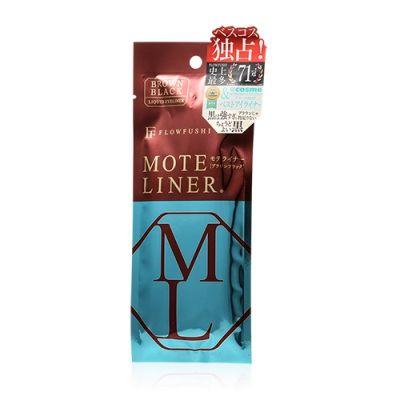 MOTELINER Liquid Eyeliner (Brown Black)