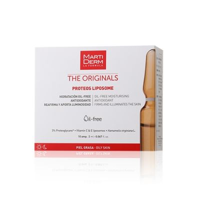 The Originals Proteos Liposome Ampoule (Red)