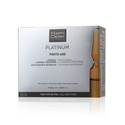 Platinum Photo Age 10 ampoule