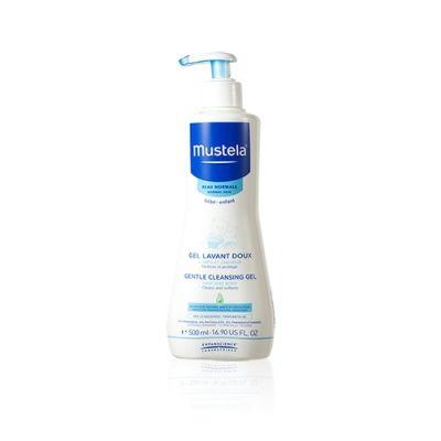 嬰兒髮膚沐浴啫喱