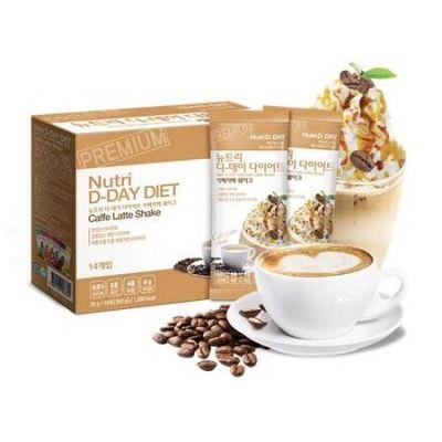 Nutri D-Day Diet - Caffe Latte Shake