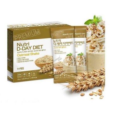 Nutri D-Day Diet - Oatmeal Shake