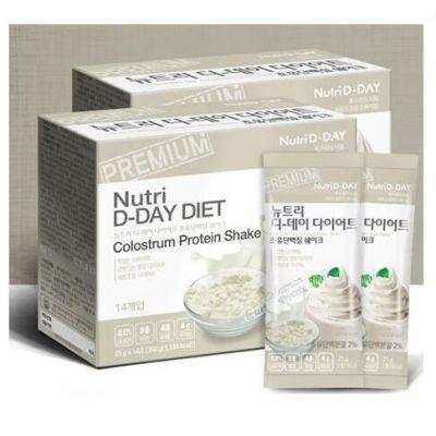 Nutri D-Day Diet - Colostrum Protein Shake