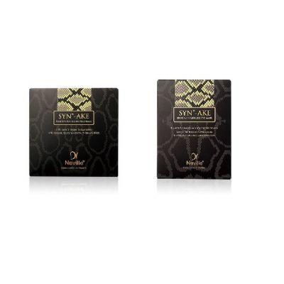 [Buy 2 get 1 free] SYN-AKE ProDNA Wrinkless Eye Mask*1box + Neville SYN-AKE ProDNA Wrinkless Silk Mask*2boxes
