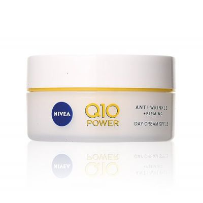 Q10 Power Anti-Wrinkle+ Firming Day Cream SPF15