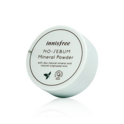 Intensive Care No-Sebum Mineral Powder