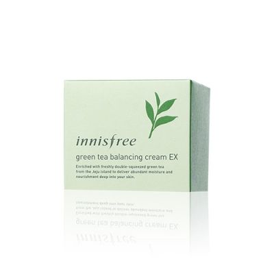Green Tea Balancing Cream EX