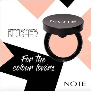 Luminous Silk Compact Blusher #01 Pinky Beach