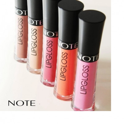 Long Wearing Lipgloss #09 Pink Berry