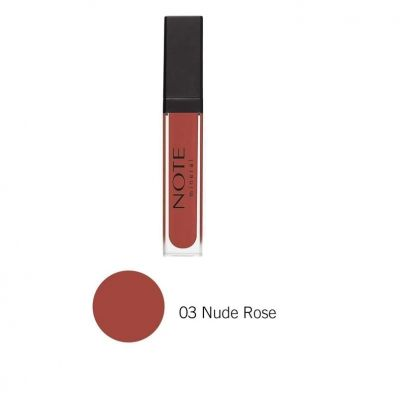 Mineral Lipgloss #03 Nude Rose