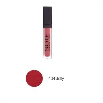 Mattemoist Lipgloss #404 Jolly