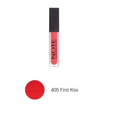 Mattemoist Lipgloss #405 First Kiss