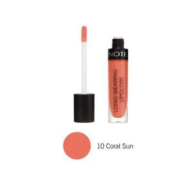 LongWearingLipgloss#10 Coral Sun