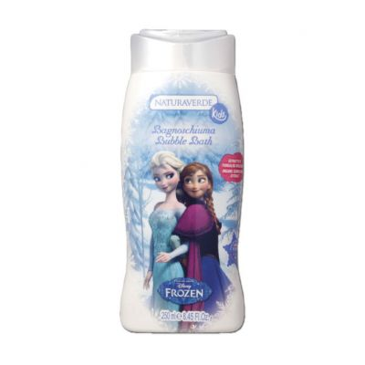 Princess Frozen White Musk Scented Bubble Bath