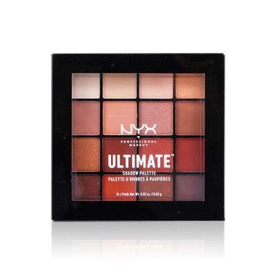 Ultimate hadow Shadow Palette 16 colours (#USP03-Warm Neutrals )