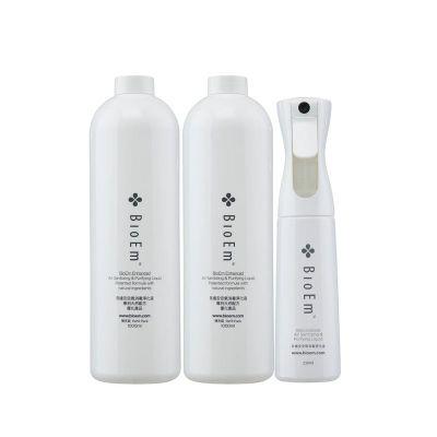1公升補充裝 (BR1000) x2 + Flairosol空氣消毒淨化液噴霧 (B250)