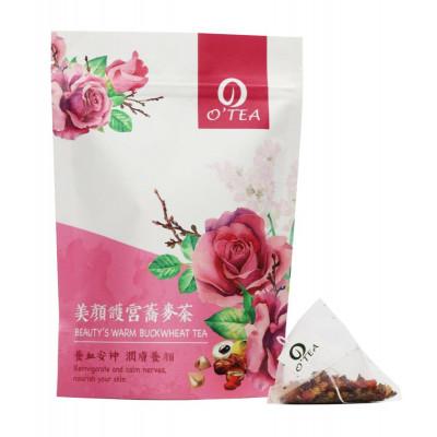 美顏護宮蕎麥茶獨立三角茶包