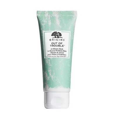 Out Of Trouble 10 Minutes Mask to Rescue Problem Skin