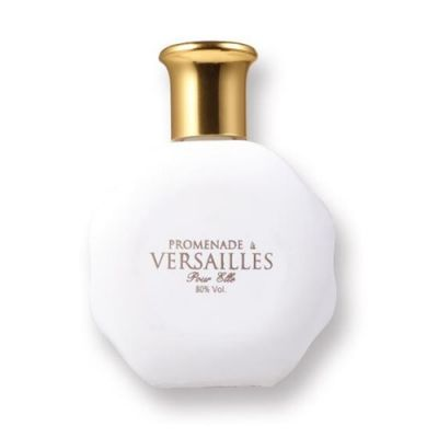 漫步凡尔赛白金淡雅持久女士香水