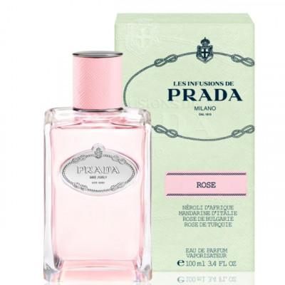 LES INFUSIONS DE ROSE Eau De Parfum for Women