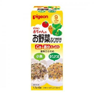 飯素(小魚+肉鬆)
