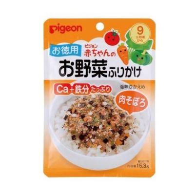 飯素(蔬菜+肉鬆)