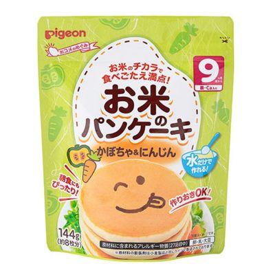 米班戟粉 (南瓜+红萝蔔, 适合9个月或以上)