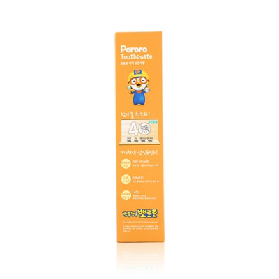 Pororo Toothpaste (orange)