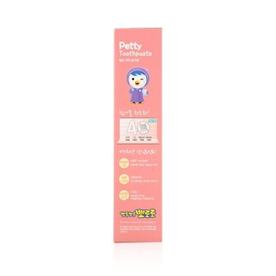 Petty Toothpaste(Strawberry)