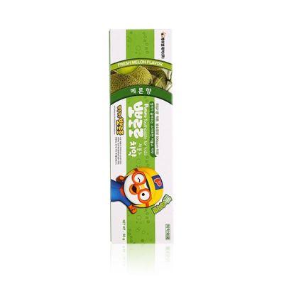 小企鵝無添加劑兒童牙膏(蜜瓜香味)