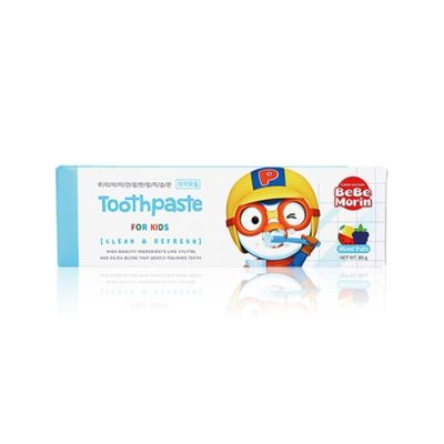 Pororo Toothpaste (Mixed Fruits)