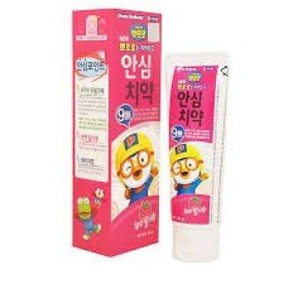 无添加剂 婴幼儿牙膏 (天然草莓香味)