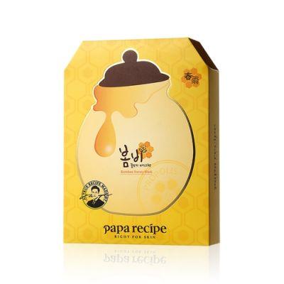 Bombee Honey Mask Pack
