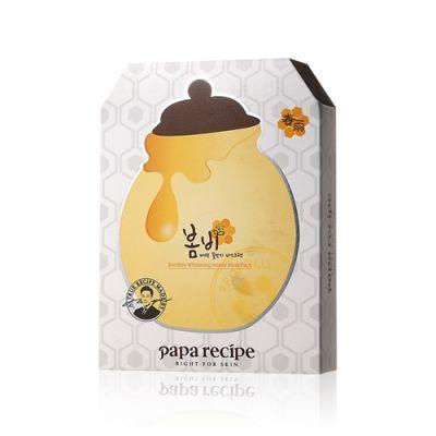 Bombee Whitening Honey Mask Pack