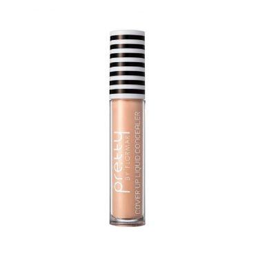 Cover Up Liquid Concealer Light Ivory 001