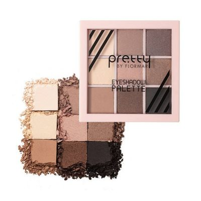 PBF EYESHADOW PALETTE WIND 02