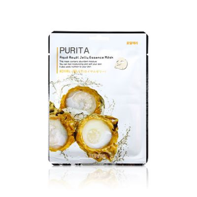 Aqua Royal Jelly Essence Mask