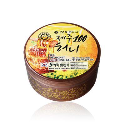 济洲蜂蜜舒缓啫喱